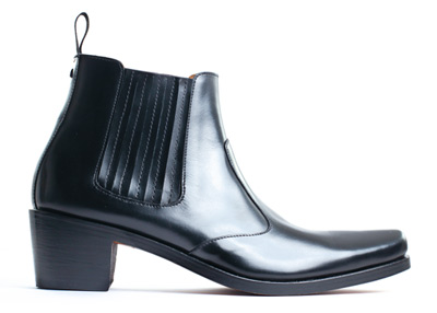 Simon Fournier Paris Pigalle Boots