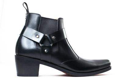 simon fournier paris bottines et chaussures talon haut pour homme. Black Bedroom Furniture Sets. Home Design Ideas