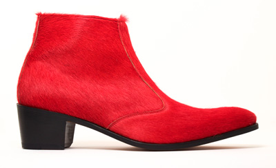 Simon Fournier Paris Luxury Heeled Shoes And Boots For Men