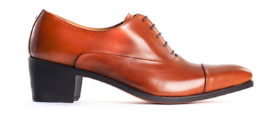 chaussure talon homme 5cm. Black Bedroom Furniture Sets. Home Design Ideas