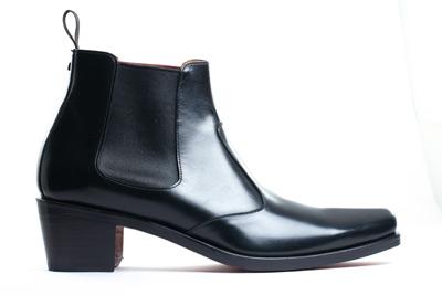 Boots Chelsea homme talon haut - Pigalle Boots
