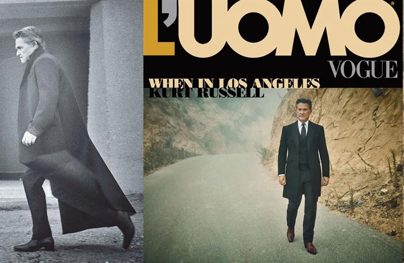 L'UOMO Cover